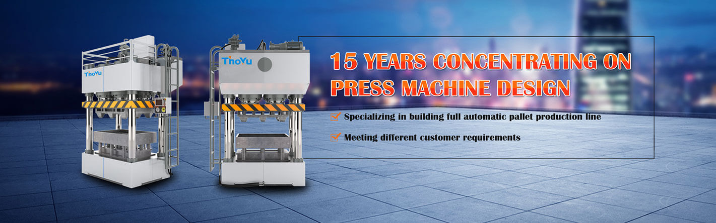 15 years pallet machine manufacturer