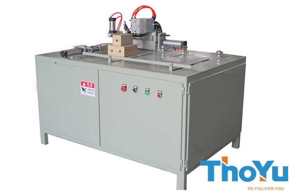 automatic pallet block cutting machine