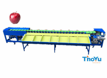 manual apple weight grader