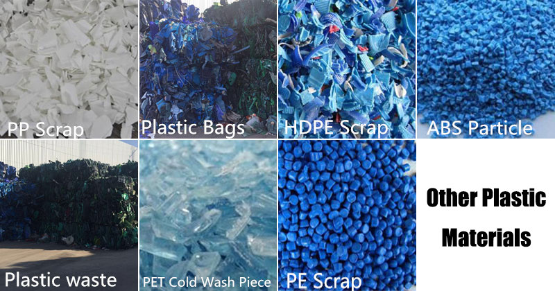 raw materials for plastic pallet