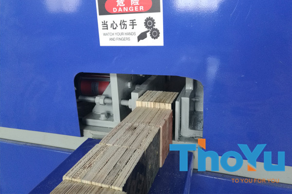 Automatic Nailing Machine for Multilayer Plywood Pallet Block