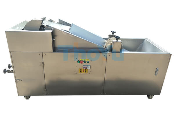 automatic lemon slicing machine