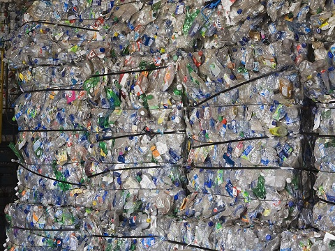 plastic recycling solution
